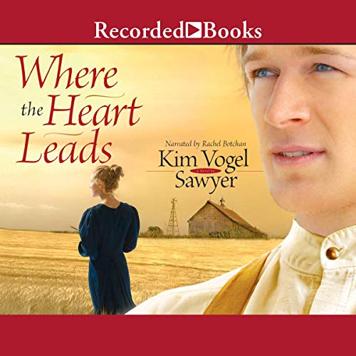 Where the Heart Leads audiobook cover art