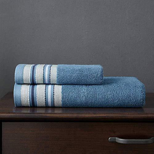 Jackje bamboevezel breed deel handdoek handdoek set katoen combinatie