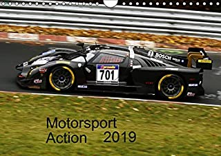 Motorsport Action 2019 - Super Bilder - Super Autos (Wall Calendar 2019, 14 Pages, Size DIN A4 = 8.27 x 11.69 inches)