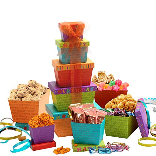 Broadway Basketeers Happy Birthd...