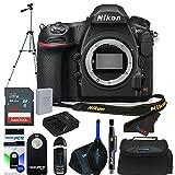 Nikon D850 DSLR Camera (Body Only) + Pixibytes Deluxe Bundle (10pc Bundle)