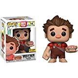 Funko Pop Movies : Wreck-It Ralph (Hot Topic Exclusive) 3.75inch Vinyl Gift for Anime Fans SuperCollection