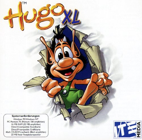 Hugo XL Jewelcase