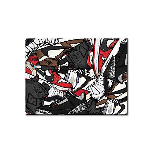 YGYT Canvas Wall Art for Sneaker Mi…