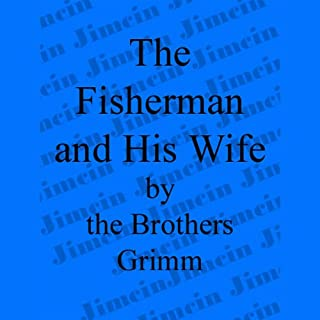 The Fisherman and His Wife audiobook cover art