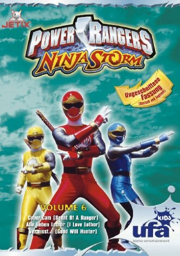 Power Rangers - Ninja Storm Vol. 6