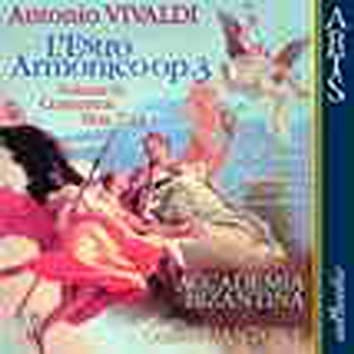 Vivaldi: L'Estro Armonico op. 3, Vol. 2: Concertos Nos. 7-12