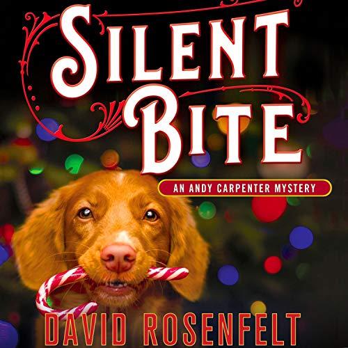 Silent Bite audiobook cover art
