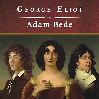 Adam Bede audiobook cover art