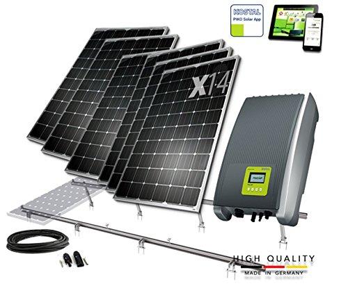 Kit solar Autoconsumo 3600W Inyeccion Cero
