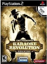 Karaoke Revolution Country Bundle - PlayStation 2