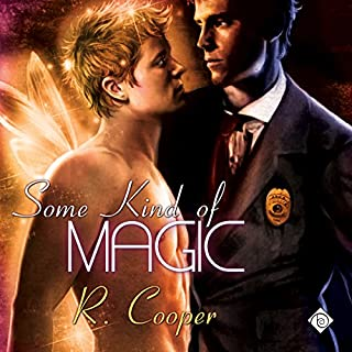 Some Kind of Magic     Being(s) in Love, Book 1              By:                                                                                                                                 R. Cooper                               Narrated by:                                                                                                                                 Ron Herczig                      Length: 6 hrs and 3 mins     15 ratings     Overall 3.9