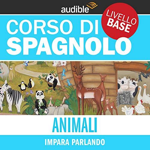 Animali - Impara parlando copertina