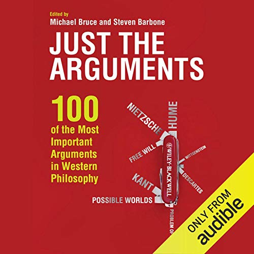 Just the Arguments copertina