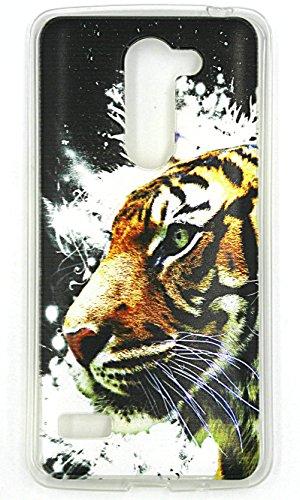 Genérico TPU Cover Carcasa Funda para LG X190 Ray Dual SIM hülle Case Cover