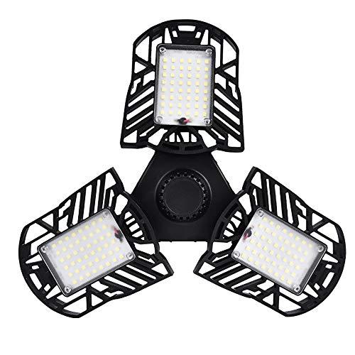 Hocinderal Garage Lights 60W Tribrite Garage Lights...