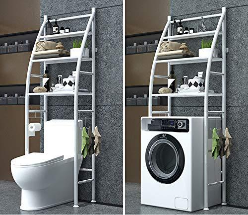 T-LoVendo TLV-0026S Estanteria sobre Inodoro WC Cuarto Baño