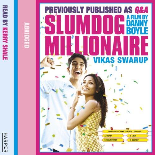 Slumdog Millionaire cover art