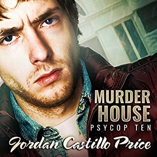 Murder House audiobook cover art