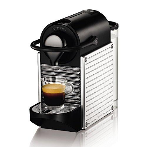 Nespresso オートタイプ PIXIE(ピクシー) スチール C60SS
