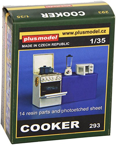 Plus-Model 293 - Herd Küchengeräte