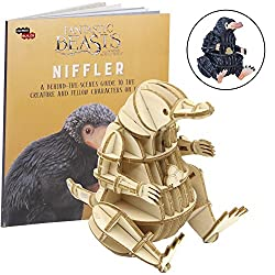 Niffler wooden puzzle