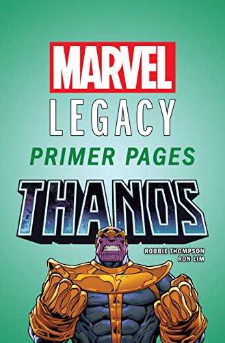 Thanos - Marvel Legacy Primer Pages (Thanos (2016-2018)) (English Edition)