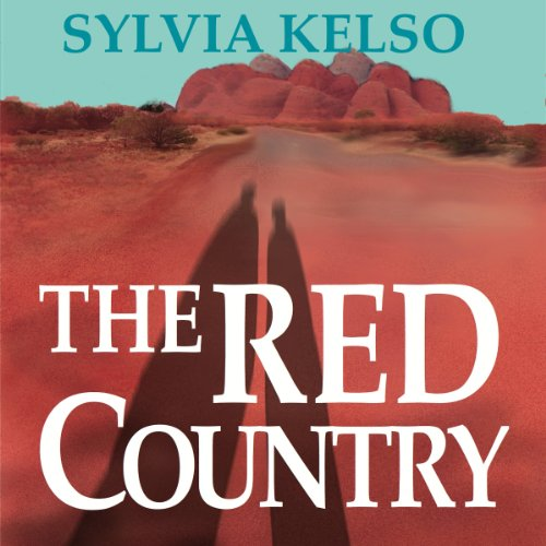 The Red Country audiobook cover art
