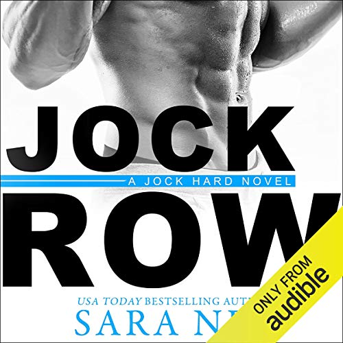 Jock Row audiobook cover art