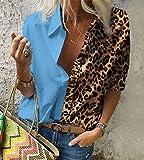 Immagine 2 minetom donna camicetta blusa elegante