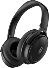 Active Noise Cancelling Headphones [2020] TaoTronics Bluetooth Headphones with CVC 6.0 Mic, Hi-Fi Stereo Deep Bass