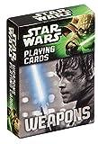 Cartamundi 22500179 Star Wars 22500179-Star Weapons, Spielkarten