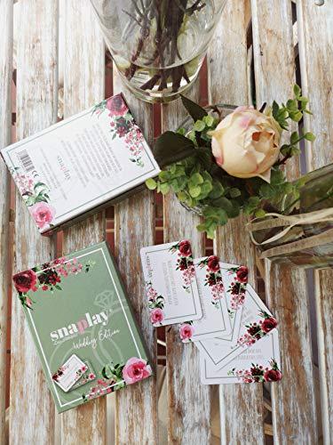 snaplay I Fotoaufgaben für die Hochzeit - 4