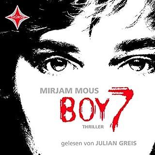 Boy 7 Titelbild
