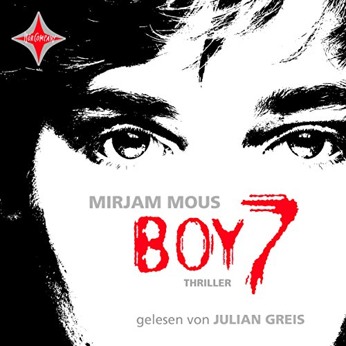 Boy 7 cover art