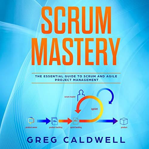 Scrum Mastery audiobook cover art