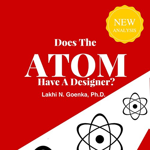 Does the Atom Have a Designer? audiobook cover art