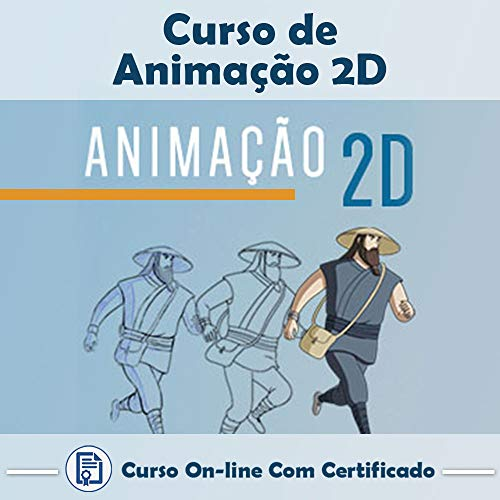 Curso Online de Animação 2D com Certificado