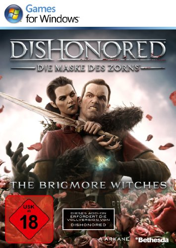 Dishonored - The Brigmore Witches (Add - On) (Code in the Box) - [PC]
