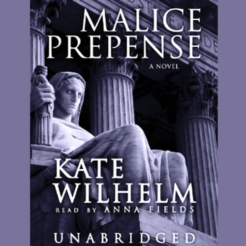 Malice Prepense  By  cover art