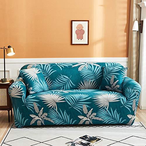 PPMP Funda de sofá elástica para Sala de Estar Funda de sofá elástica Funda de sofá elástica Funda de sillón de Esquina en Forma de L A13 2 plazas