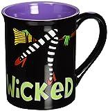 "Our Name is Mud ""Wicked"" Stoneware Mug, 16 oz."