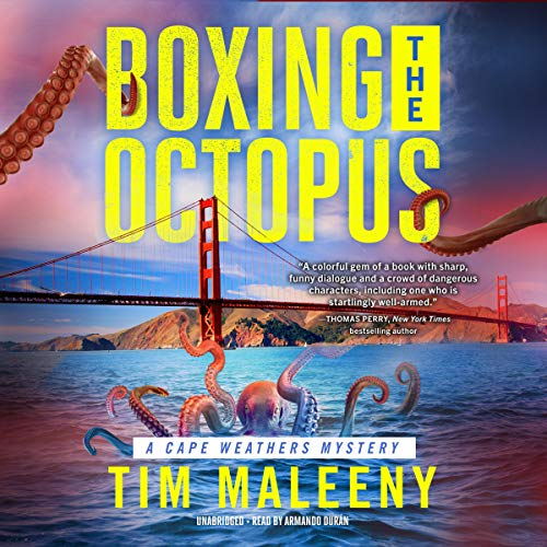 Couverture de Boxing the Octopus