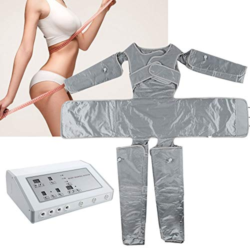 Sauna Weight Lose Machine, Sauna Suit Weight Lose Slim Machine Massage Blood Circulation Device(03)