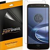 (6 Pack) Supershieldz Designed for Motorola Moto Z Force Droid Screen Protector High Definition Clear Shield (PET)