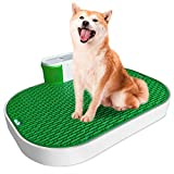 TERAISE Smart Pet Indoor Dog Toilet,Automatic Cleaning,Alternative to Dog Pads,Indoor Dog Potty for Puppies and Small Dogs,Easy to Clean