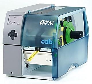 Cab A4+ M transfert thermique imprimante pour gaines
