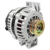 DB Electrical 400-12284 Alternator Compatible With/Replacement For Buick, Chevrolet, Gmc, Isuzu, Saab, 4.2L Trailblazer Envoy 2007 2008 2009, Ascender 2007 2008, Rainier 2007 15225928 8400107