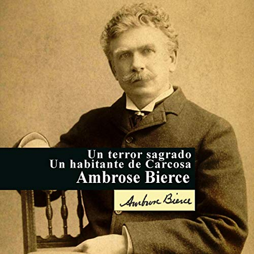 『Un terror sagrado - Un habitante de Carcosa [A Holy Terror - An Inhabitant of Carcosa]』のカバーアート