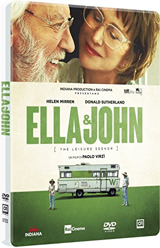 Ella und John - The Leisure Seeker (Steelbook) (1 DVD)